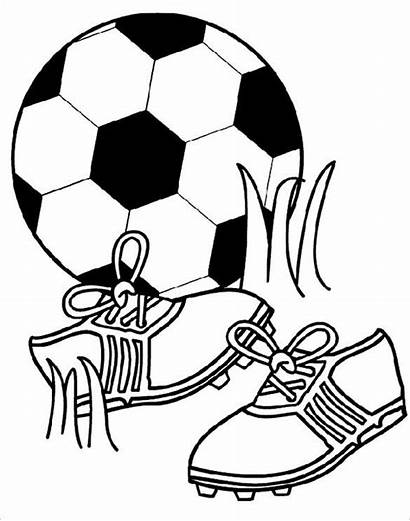 Football Coloring Pages Templates Colouring Template Pdf