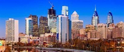 Philadelphia Pennsylvania Highlight America Development Skyline Culture