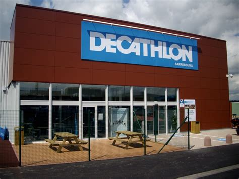 magasin de sport 224 sarrebourg decathlon