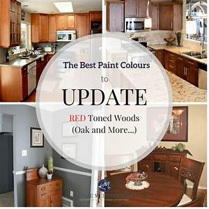 The Best Paint Colours To Go With Oak (or Wood) – Trim