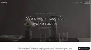 How to build a small business website using squarespace for Best squarespace template for video