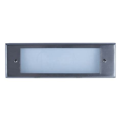 outdoor low voltage stainless steel rectangle surface
