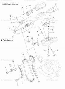 Polaris Atv 2013 Oem Parts Diagram For Engine  Valves
