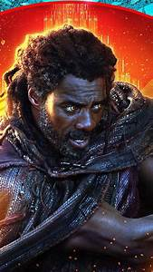 Idris Elba As Heimdall  Full Hd Wallpaper