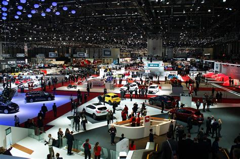 The 5 Best Motor Shows To Visit In The World
