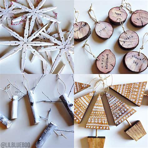 scandinavian christmas tree ornaments