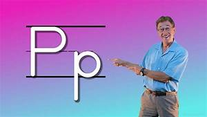 Learn The Letter P