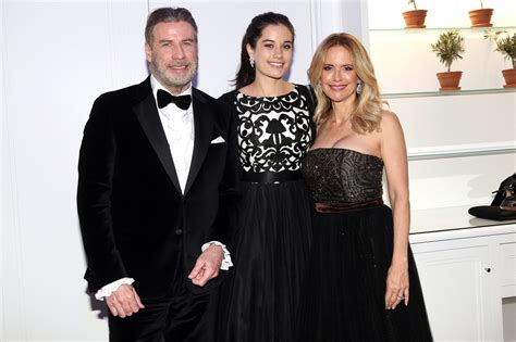Jett, ella blue and benjamin. John Travolta's Daughter Ella Bleu Talks Getting Into Acting | PEOPLE.com