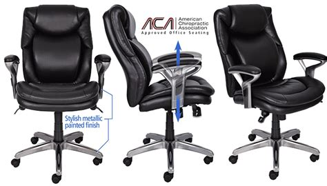 Wellness By Design Air Chair Instructions Serta Mid Back Office