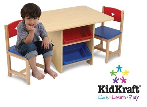 Kidkraft 26912 Table And Chair Set by Kidkraft Table And Chair Set