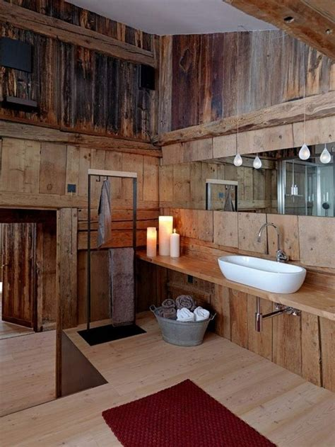 Rustic Bathroom Ideas by 17 Rustic Bathroom Ideas