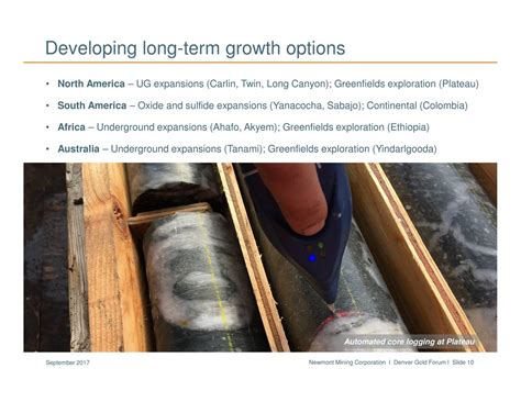 Newmont Mining Reports Progress on Key Projects, Expects ...
