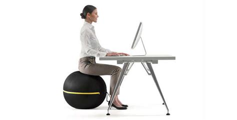 siege assis genou exercise office seating office ergonomics