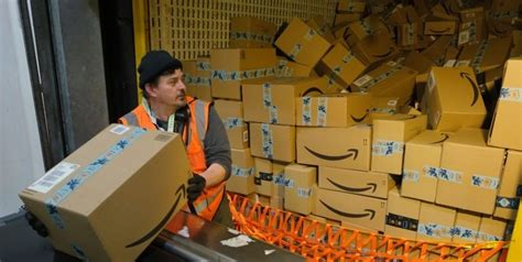 amazon fired worker organized strike current