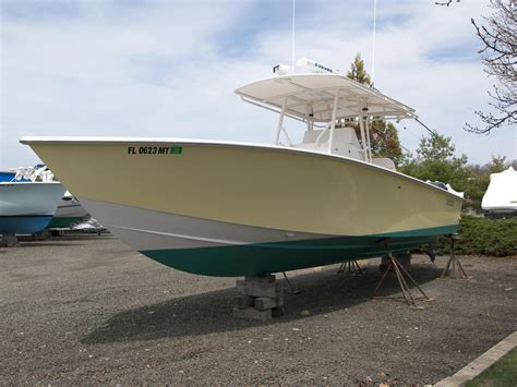 Used Jupiter Center Console Boats For Sale by Jupiter 31 Center Console Brick7 Boats