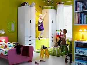 Ikea Online Kinderzimmer : ikea kids rooms catalog shows vibrant and ergonomic design ideas ~ Markanthonyermac.com Haus und Dekorationen