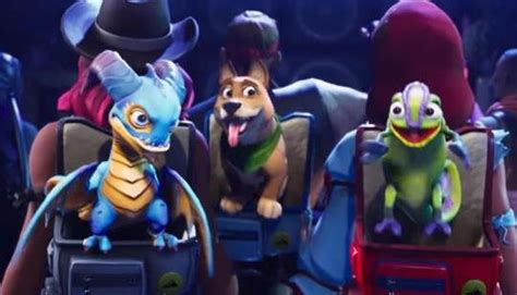 Fortnite Season 6 Brings With It Adorable Pets And I Might