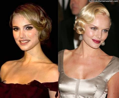 1920s Hairstyles With Long Hair