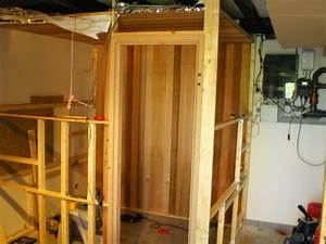 sauna a faire soi meme realisations With construire un sauna exterieur