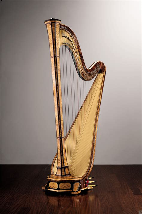 what is a l harp harps australia