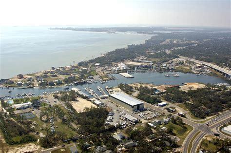 Boat Slip Pensacola by Pensacola Harbor In Pensacola Fl United States Harbor