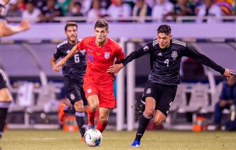 USMNT - Mexico: How to watch, odds, projected teams ...