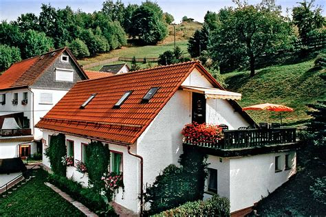 Ferienwohungen Haus Ingrid  Gießübel Thüringen
