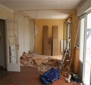 Comment Casser Un Mur Porteur : casser un mur porteur les tapes respecter ~ Melissatoandfro.com Idées de Décoration