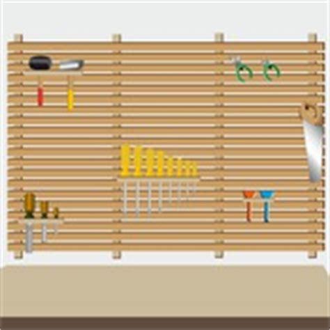 comment fabriquer un rangement 224 outils mural
