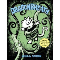 book review dragonbreath  ursula vernon