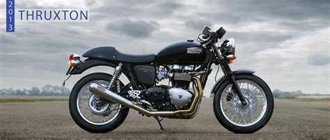 2013 Triumph Thruxton