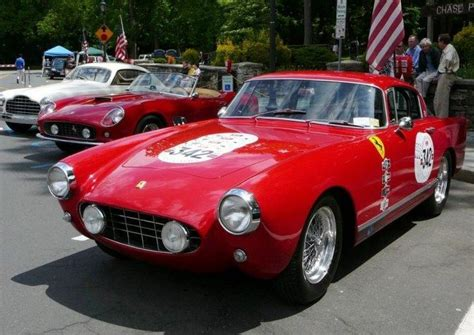 Cars Posters 250gt by How A Poor Farm Boy Built One Of The Most Recognized