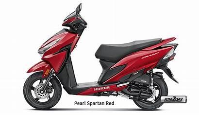 Grazia Honda 125 Bsvi Colors Nepal Standard