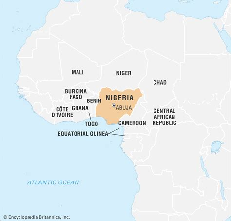 Nigeria   History, Population, Flag, Map, Languages ...