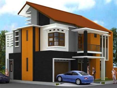 warna cat rumah minimalis terbaru   rumah