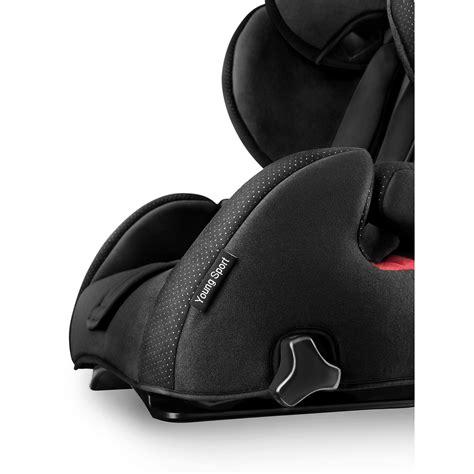 siege auto recaro sport isofix sport de recaro siège auto groupe 1 2 3 9