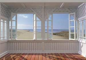 Fototapete Fenster Aussicht : fototapete california beach ab eur 15 traumhafter ~ Michelbontemps.com Haus und Dekorationen