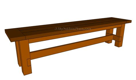 wood bench plans farmhouse bench plans free outdoor plans diy shed