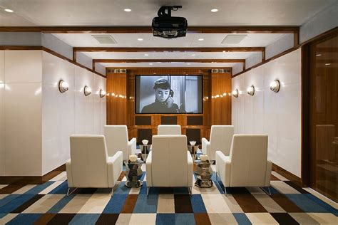 home theatre interiors 20 beach style home theaters and media rooms that wow