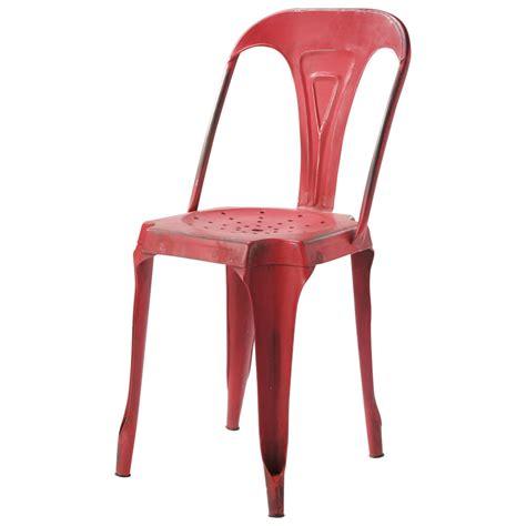 chaise metal maison du monde 28 images housse chaise