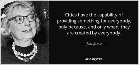 Jane Jacobs, The Ivy And Me  Sandy James Planner
