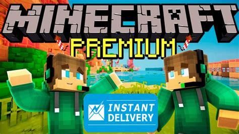 Minecraft Java Edition Minecraft Premium Account Full