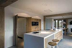 keuken voor inbouwapparatuur