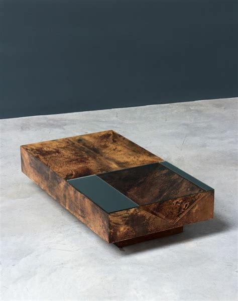 table basse carree verre et bois ezooq