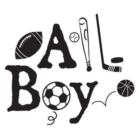 boy sports wall quotes decal wallquotescom