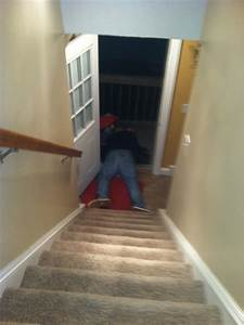 kid falls down stairs - Picture | eBaum's World