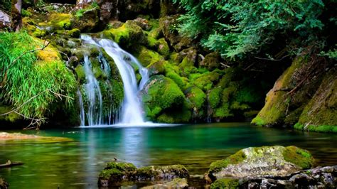 Beautiful Nature Background by Beautiful Nature Background Waterfall Beautiful Nature