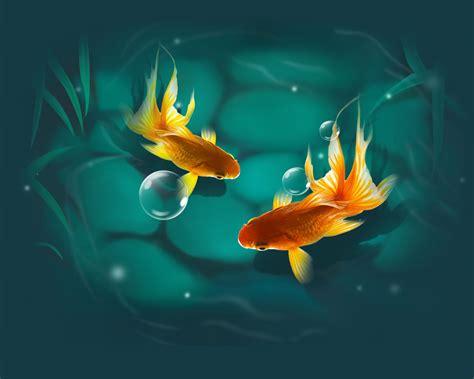 小鱼桌面壁纸图片_小鱼桌面壁纸图片下载