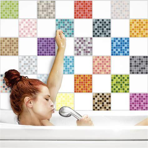 Fliesenaufkleber Küche Günstig by Fliesenaufkleber Mosaik Beige K 252 Che Bad Bei