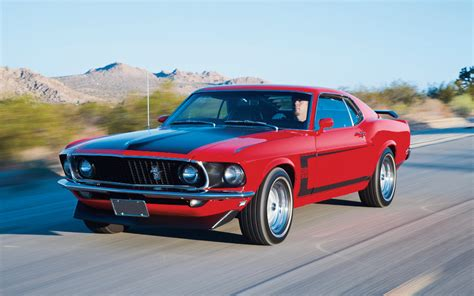 69 Ford Mustang by Ford Mustang